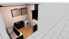 Raumgestaltung Bad Holunderstrasse 1 in der Kategorie Badezimmer