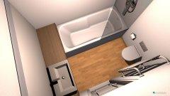 Raumgestaltung Bad-Idee 2 in der Kategorie Badezimmer