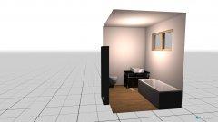 Raumgestaltung Bad Ina in der Kategorie Badezimmer