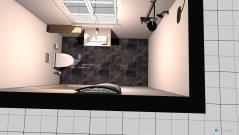 Raumgestaltung bad Justin Kevin in der Kategorie Badezimmer