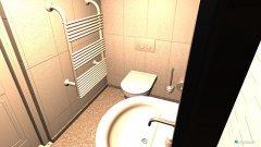 Raumgestaltung Bad Klein in der Kategorie Badezimmer