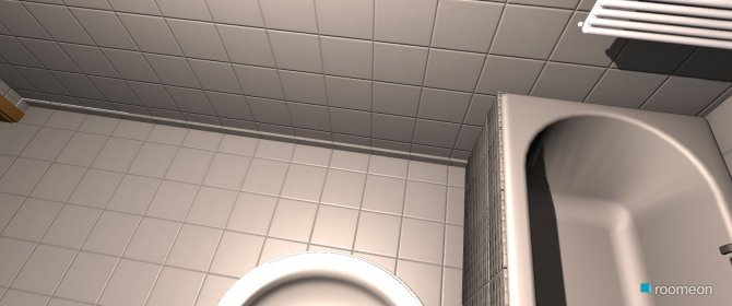 Raumgestaltung Bad Lipsia in der Kategorie Badezimmer