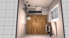 Raumgestaltung Bad MadlienDesign Test in der Kategorie Badezimmer
