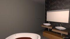 Raumgestaltung Bad Neu 2333 in der Kategorie Badezimmer