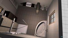 Raumgestaltung Bad neuer Raum in der Kategorie Badezimmer