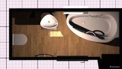 Raumgestaltung Bad oben fertig in der Kategorie Badezimmer