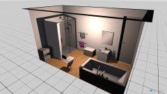 Raumgestaltung bad oben neu in der Kategorie Badezimmer