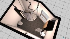 Raumgestaltung BAD OBEN in der Kategorie Badezimmer
