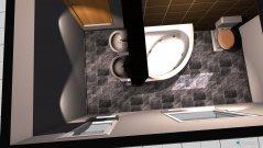 Raumgestaltung Bad Oehme in der Kategorie Badezimmer