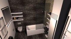 Raumgestaltung Bad OG groß in der Kategorie Badezimmer