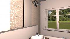 Raumgestaltung Bad OG in der Kategorie Badezimmer