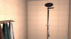 Raumgestaltung Bad Ogugasse in der Kategorie Badezimmer