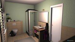Raumgestaltung Bad Original in der Kategorie Badezimmer