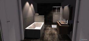 Raumgestaltung Bad OS9Z in der Kategorie Badezimmer