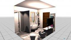 Raumgestaltung Bad Pefekt in der Kategorie Badezimmer