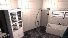 Raumgestaltung Bad Rogg in der Kategorie Badezimmer