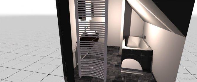 Raumgestaltung bad roh in der Kategorie Badezimmer