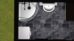 Raumgestaltung Bad Stetten in der Kategorie Badezimmer