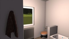 Raumgestaltung Bad Taubert 02 in der Kategorie Badezimmer