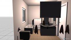 Raumgestaltung Bad Taubert in der Kategorie Badezimmer