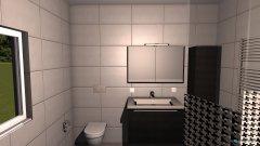 Raumgestaltung Bad Test in der Kategorie Badezimmer