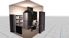 Raumgestaltung Bad Therry  in der Kategorie Badezimmer