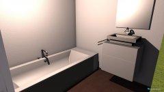 Raumgestaltung Bad UG in der Kategorie Badezimmer