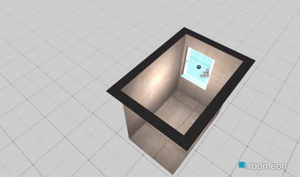 Raumgestaltung Bad unten in der Kategorie Badezimmer