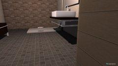 Raumgestaltung Bad-V1 in der Kategorie Badezimmer