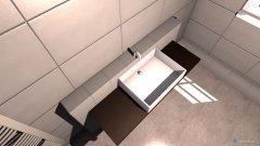 Raumgestaltung Bad v2 in der Kategorie Badezimmer