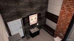 Raumgestaltung Bad Variante 2 in der Kategorie Badezimmer