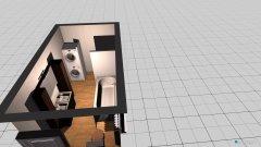 Raumgestaltung Bad Variante A Rechteckwanne in der Kategorie Badezimmer