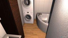 Raumgestaltung Bad Variante B Eckwanne in der Kategorie Badezimmer
