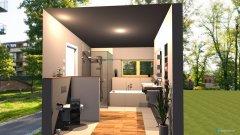 Raumgestaltung Bad Version 2 in der Kategorie Badezimmer