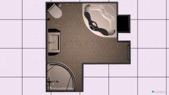 Raumgestaltung Bad Version 3 in der Kategorie Badezimmer