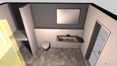 Raumgestaltung Bad Version 4 in der Kategorie Badezimmer