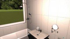 Raumgestaltung Bad vol 1 in der Kategorie Badezimmer
