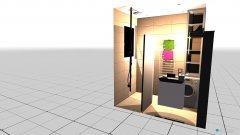 Raumgestaltung bad volkertstraße 19 in der Kategorie Badezimmer
