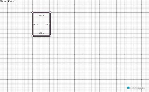 Raumgestaltung BAD & WC_01 in der Kategorie Badezimmer