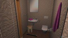 Raumgestaltung Bad WG-2 in der Kategorie Badezimmer