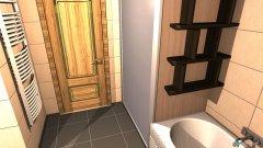 Raumgestaltung Bad1 in der Kategorie Badezimmer