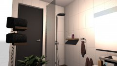 Raumgestaltung bad2 in der Kategorie Badezimmer