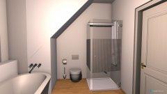 Raumgestaltung Bad3 in der Kategorie Badezimmer