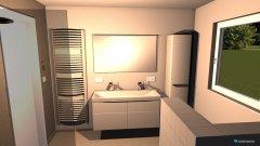 Raumgestaltung Bad4 in der Kategorie Badezimmer