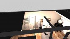 Raumgestaltung BAD996+ohne Sauna in der Kategorie Badezimmer