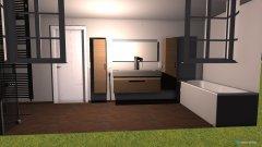 Raumgestaltung Bad_2015_03_15 in der Kategorie Badezimmer