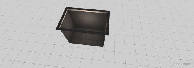 Raumgestaltung Bad_Erdgeschoss in der Kategorie Badezimmer