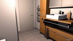 Raumgestaltung Bad_groß in der Kategorie Badezimmer