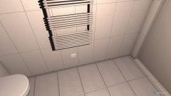 Raumgestaltung Bad_klein in der Kategorie Badezimmer