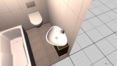Raumgestaltung Bad_Original in der Kategorie Badezimmer